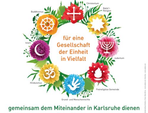 5 Jahre Garten der Religionen!